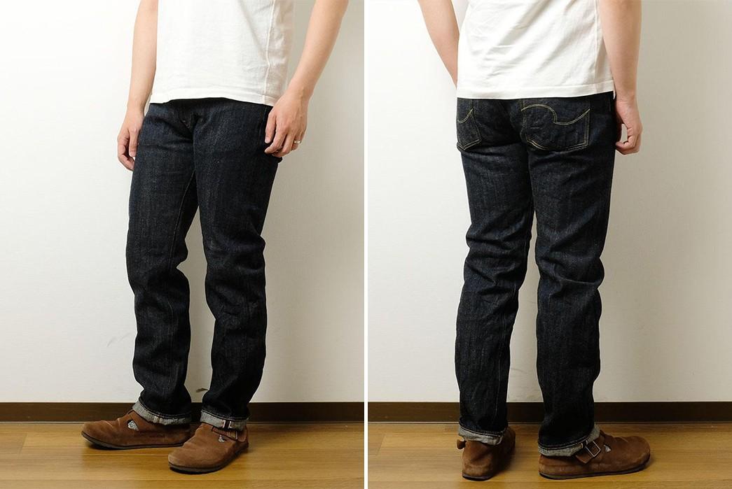 ONI's-515-Kiraku-II-Trims-The-Fat-But-Keeps-The-Slub-front-back-side-model