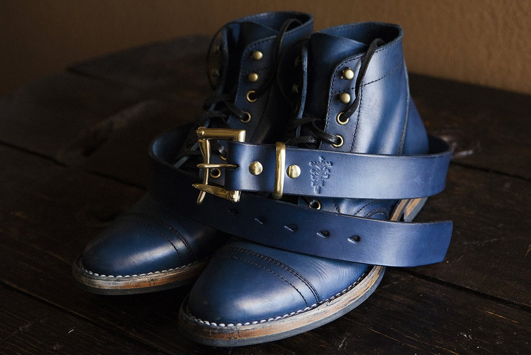 Pigeon-Tree-Crafting's-First-Santalum-Collab-Boot-Is-Back-In-Super-Limited-Quantities-belt-buckle-pair