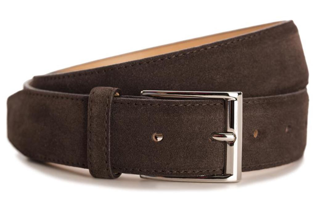 Suede-Belts---Five-Plus-One 1) Meermin: Suede Belt