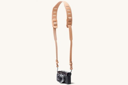 Take-Summer-Snaps-In-Style-With-Tanner-Goods'-Veg-Tan-SLR-Strap