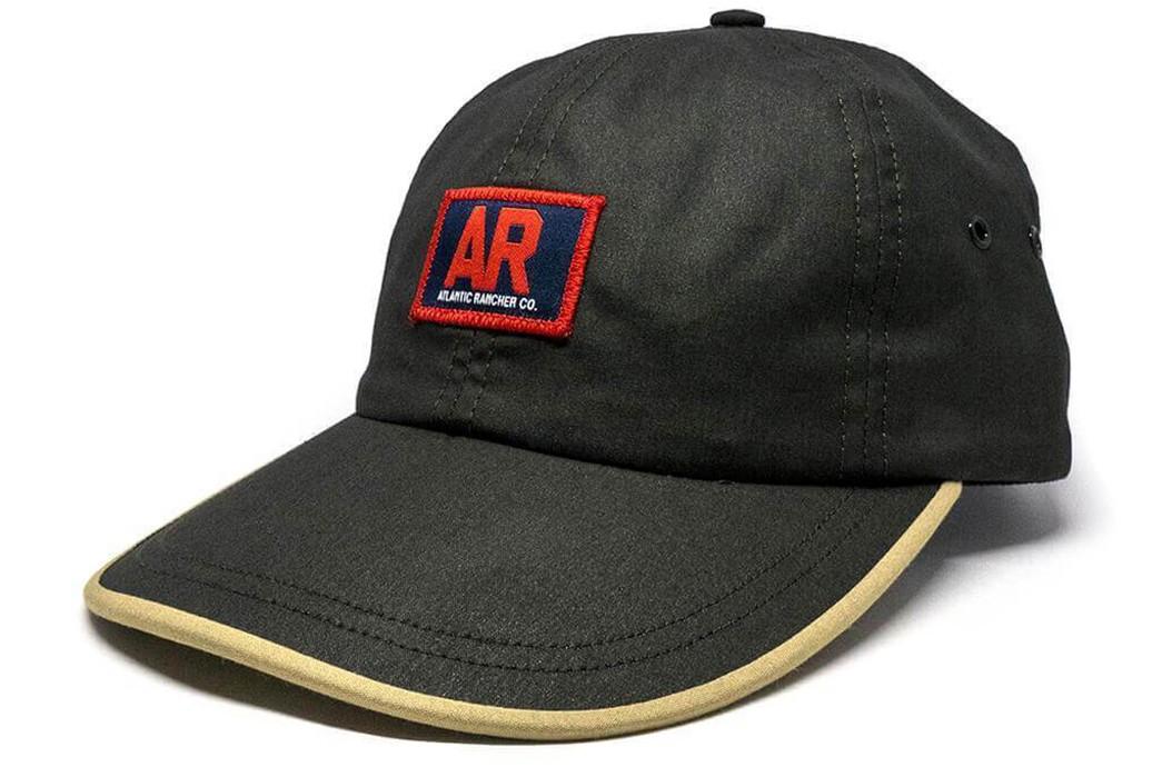This-Atlantic-Rancher-Dock-Cap-Utilizes-The-Brand's-Propietary-DryHandle-Fabric-front-side