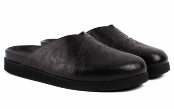 4S-Design's-Embossed-Sabot-Is-A-Classy-Clog-With-Attitude