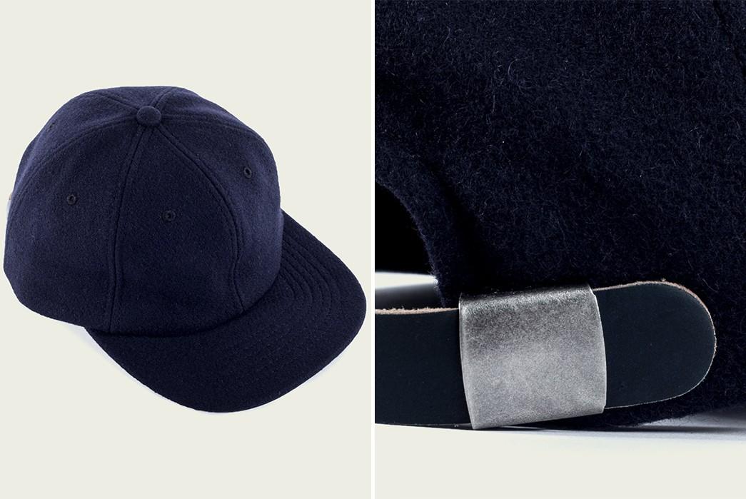 Baseball-Caps---Five-Plus-One 1) Viberg Six Panel Cap