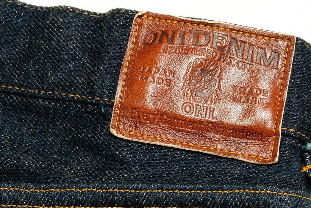 Beat-Around-In-ONI's-Secret-Denim-Bush-Pants-back-leather-patch