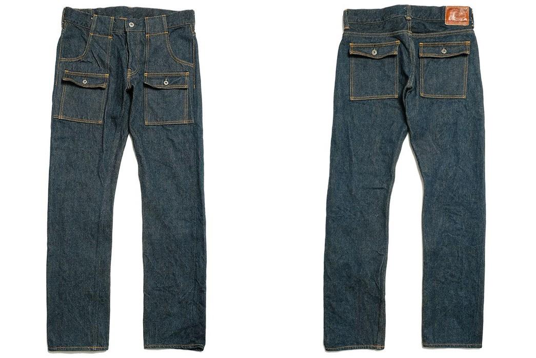 Beat-Around-In-ONI's-Secret-Denim-Bush-Pants-front-back