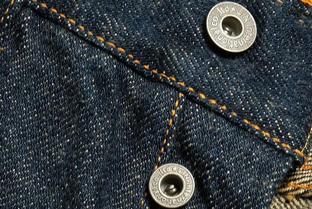 Beat-Around-In-ONI's-Secret-Denim-Bush-Pants-front-top-buttons