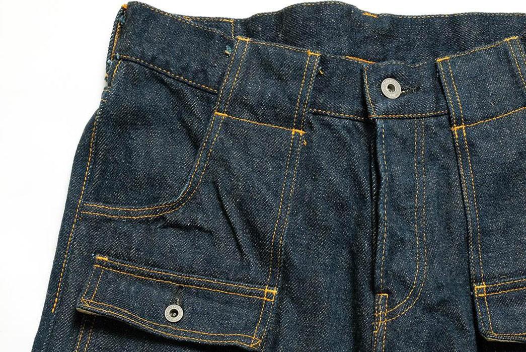 Beat-Around-In-ONI's-Secret-Denim-Bush-Pants-front-top-right-pocket