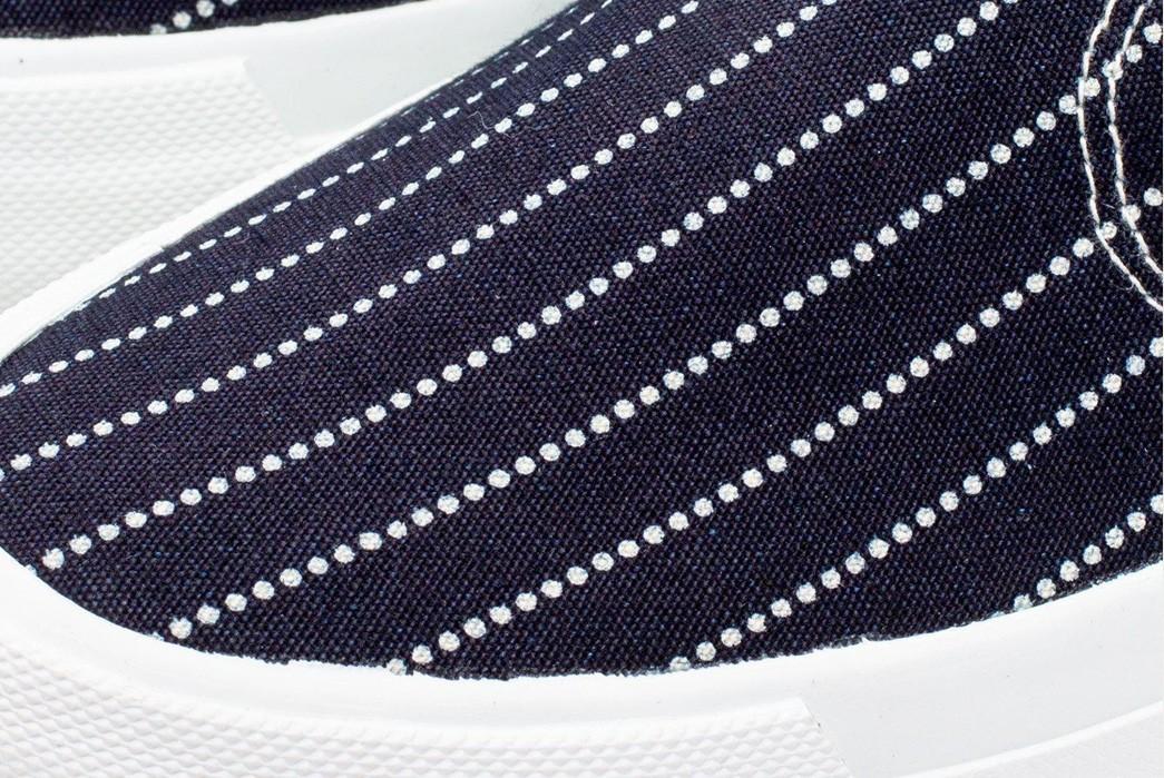 Slip On Sneakers – Five Plus One