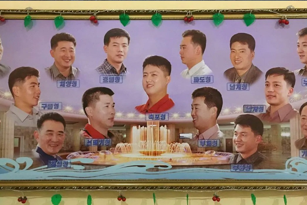 The 15 Legal Haircuts of North Korea – Blowout