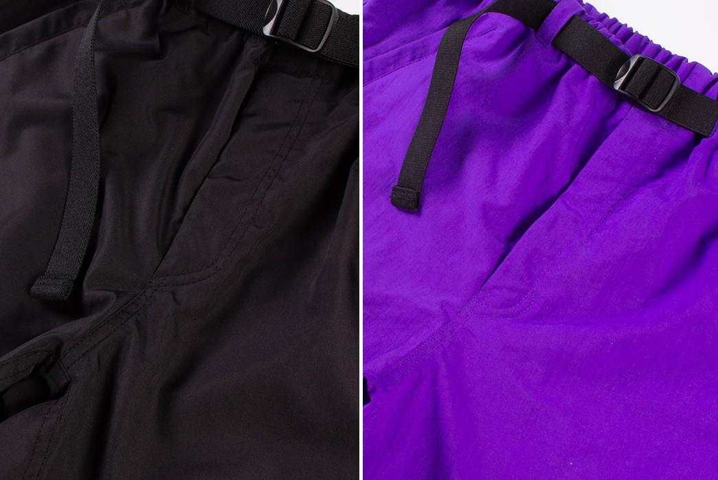Pair-NAQP's-Adventure-Shorts-With-Long-Walks-And-Granola-Bars-black-and-liliac