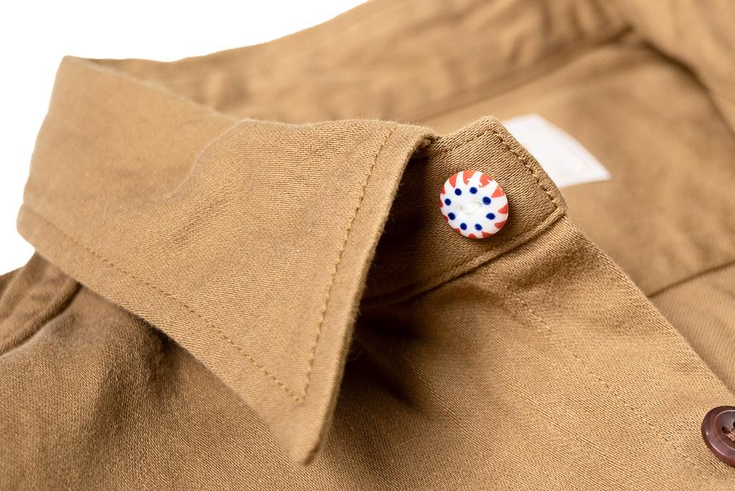 Suevas-Renders-Its-Workshirt-In-Chsrming-Selvedger-Moleskin-collar