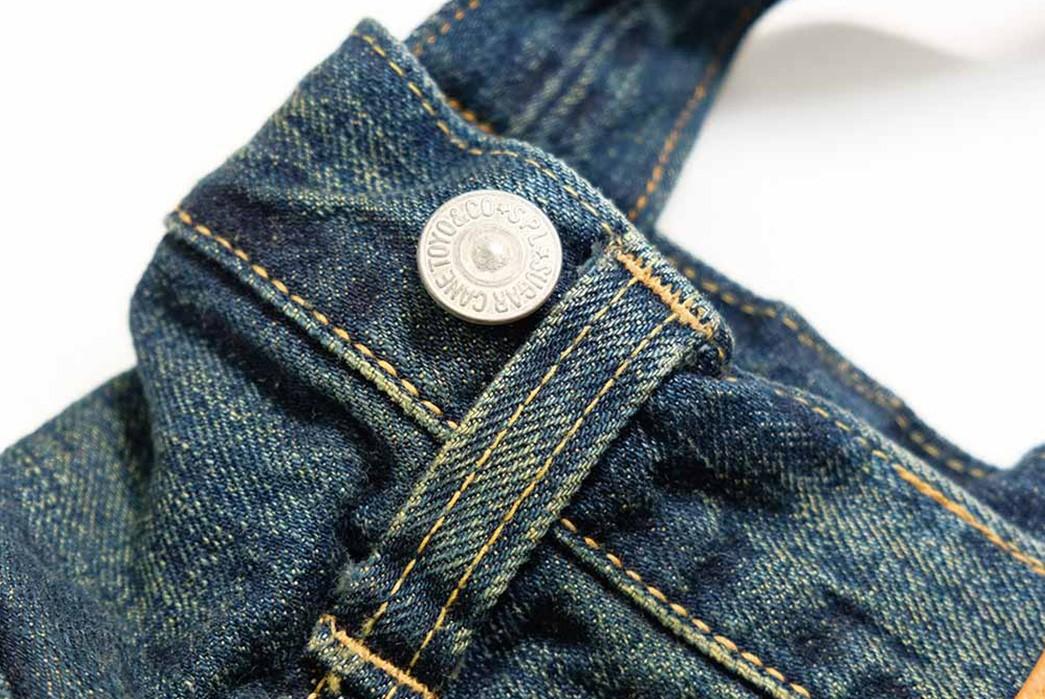 Sugar-Cane-Chops-Up-Old-Favorites-Into-2-Way-Denim-Franken-Bags-light-blue-button