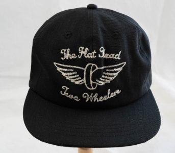 The-Fleat-Head's-'Wheels'-Trucker-Is-A-Chainstitched-Denim-Dream-Cap