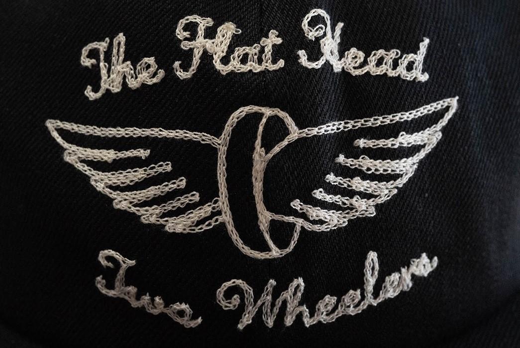 The-Fleat-Head's-'Wheels'-Trucker-Is-A-Chainstitched-Denim-Dream-Cap-brand