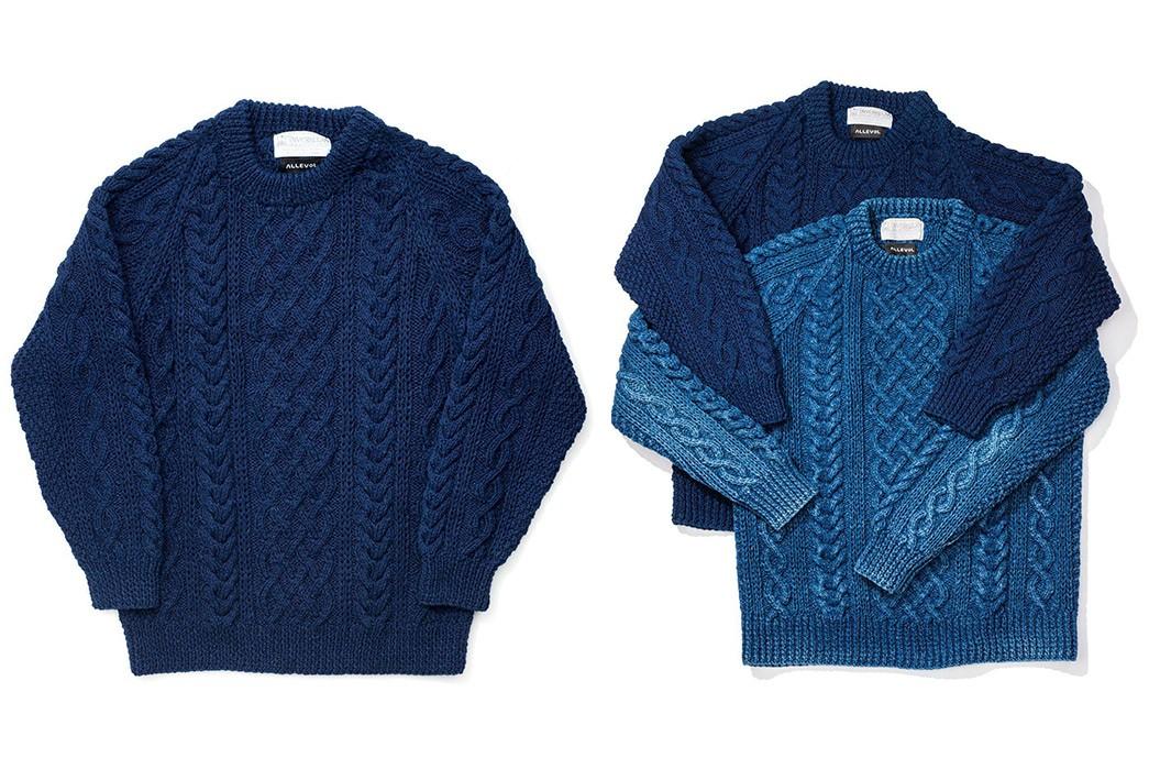 Allevol-&-Inverallan-Keep-The-Indigo-Soaked-Knitwear-Comin'