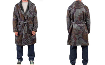 Be-The-Biggest-Lebowski-In-Engineered-Garments-Knit-Robe-model-front-backBe-The-Biggest-Lebowski-In-Engineered-Garments-Knit-Robe-model-front-back