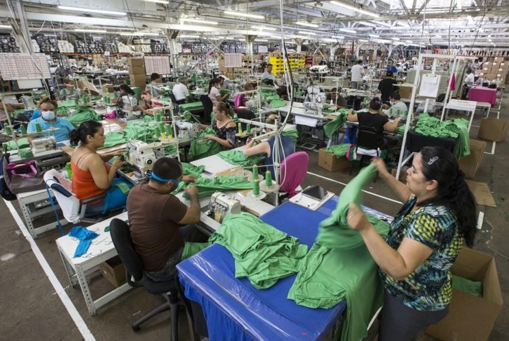 Garment Worker Ranks as 7th Deadliest Job During Pandemic