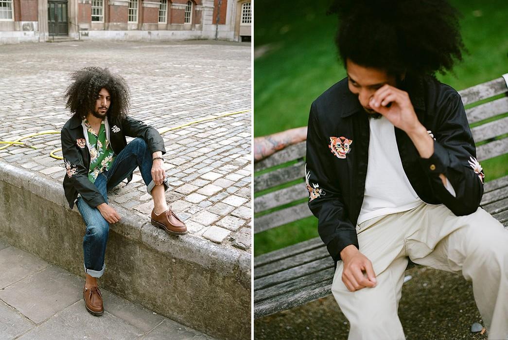 Clutch-Cafe-Snaps-Summer-'21-Lookbook-black-jacket-2