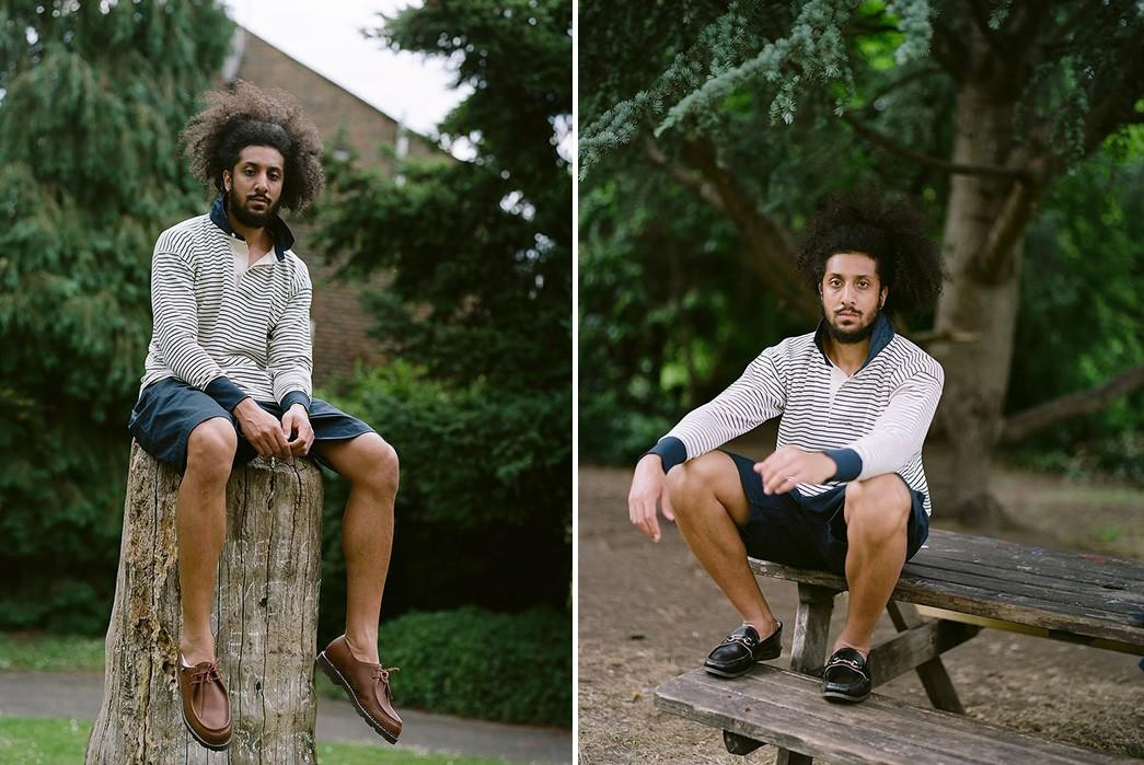 Clutch-Cafe-Snaps-Summer-'21-Lookbook-blue-shorts