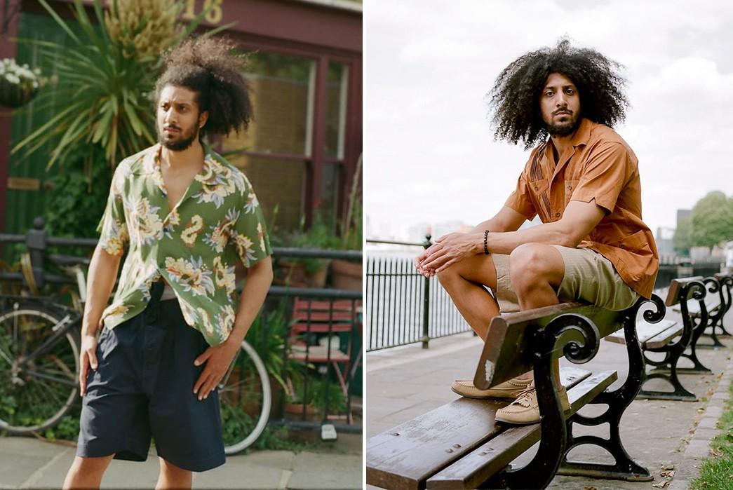 Clutch-Cafe-Snaps-Summer-'21-Lookbook-green-and-orange