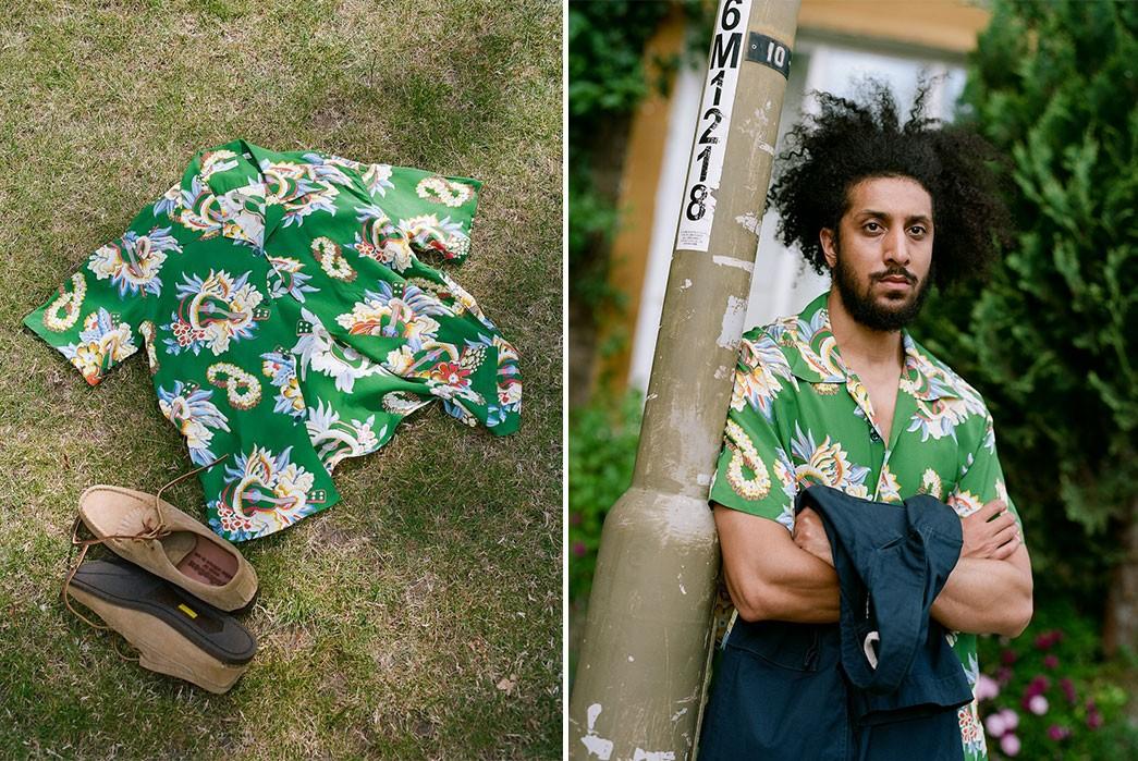Clutch-Cafe-Snaps-Summer-'21-Lookbook-green