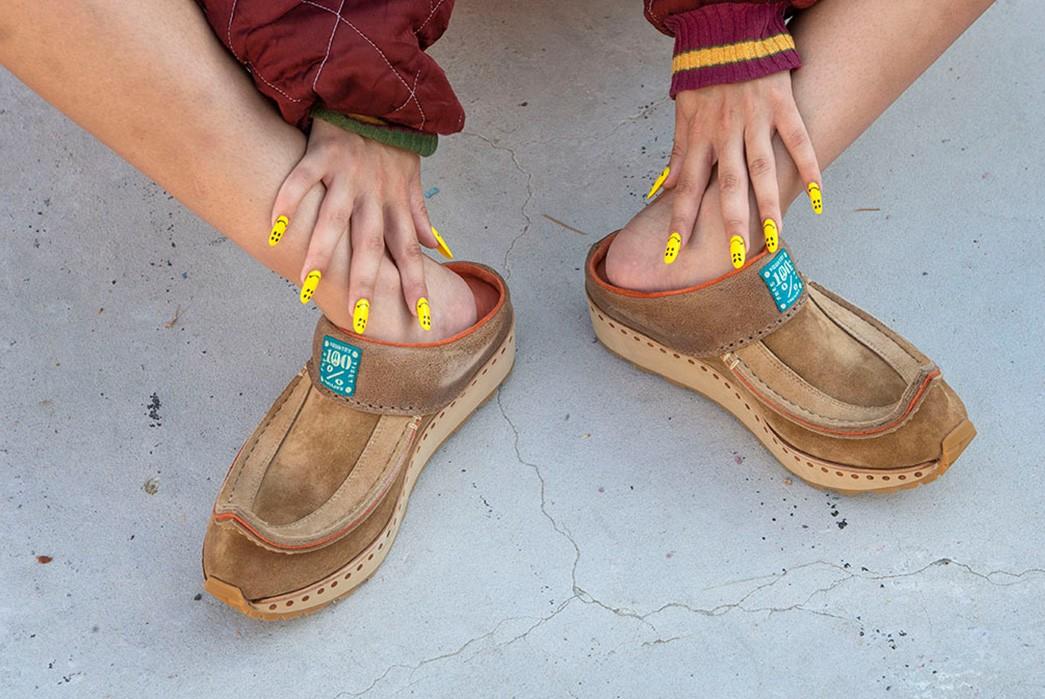 Erik-Kvatek-Shoots-Provocative-Lookbook-For-Kapital-Kountry-legs-and-yellow-nails