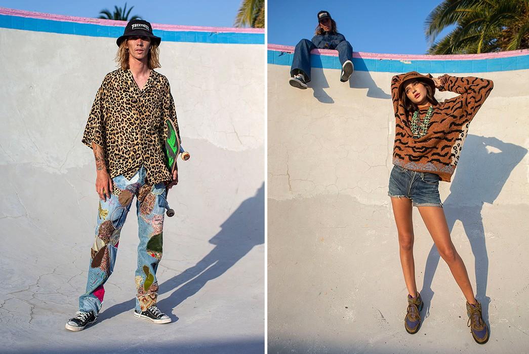 Erik-Kvatek-Shoots-Provocative-Lookbook-For-Kapital-Kountry-male-and-female-and-skate