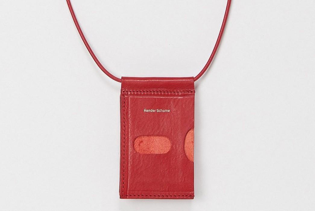 Hender-Scheme's-Hang-Wallet-Is-Here-For-Pocketless-Pant-Purveyors-red