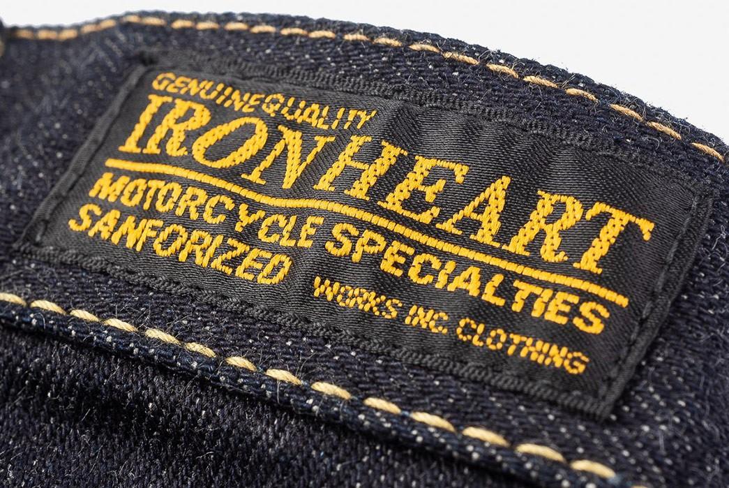 Iron-Heart-Renders-Its-Work-Pant-In-14-oz.-Raw-Selvedge-Denim-back-brand
