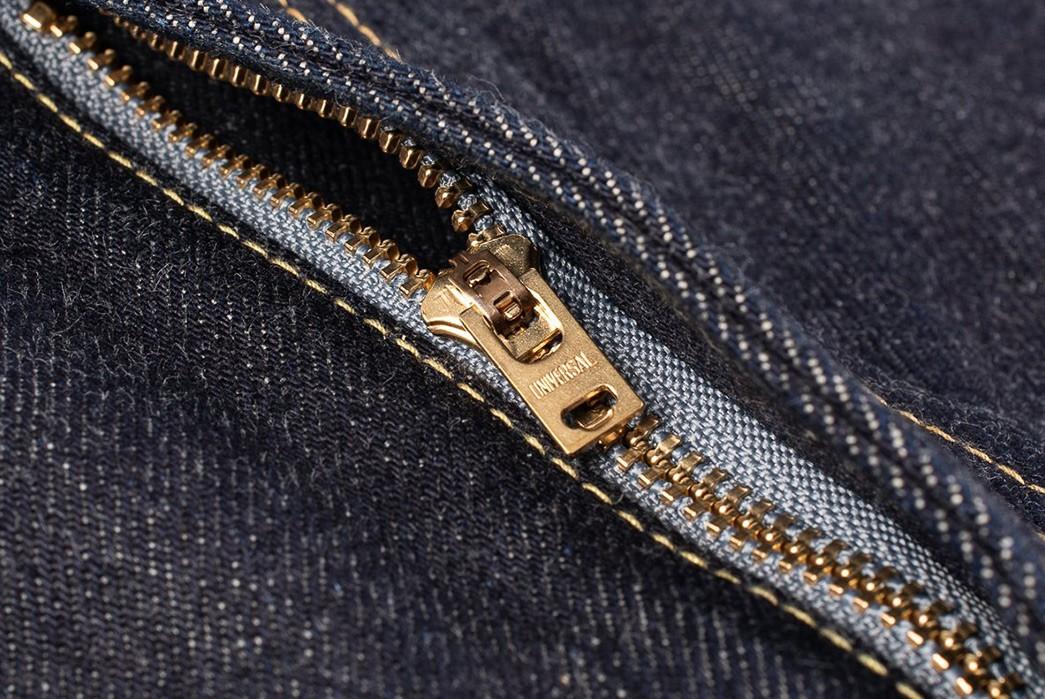 Iron-Heart-Renders-Its-Work-Pant-In-14-oz.-Raw-Selvedge-Denim-zipper