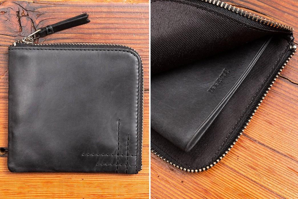Leather-Zip-Wallets---Five-Plus-One-2)-3sixteen-Zip-Wallet