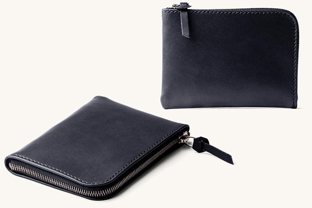 Leather-Zip-Wallets---Five-Plus-One-4)-Tanner-Goods-Universal-Zip-Wallet