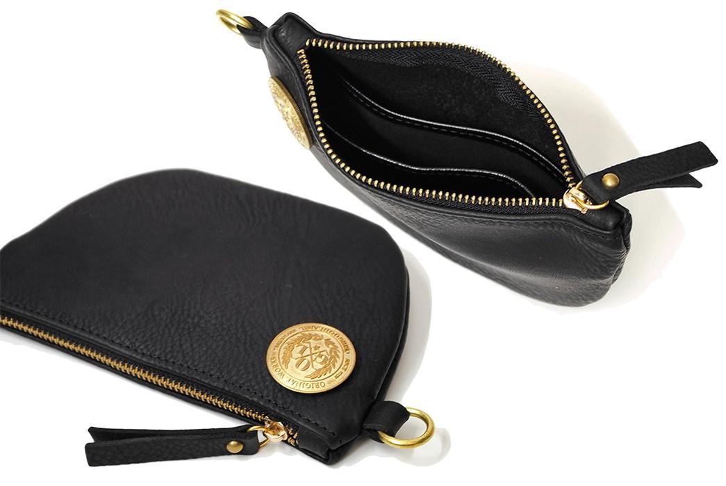 Leather-Zip-Wallets---Five-Plus-One 1) Obbi Good Label: Condor Money Keeper