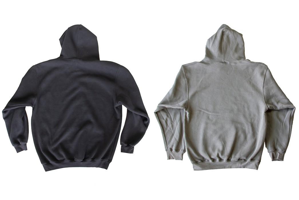 Like-Teamster-Tees-You'll-Love-Teamster-Hoodies-backs-black-and-grey