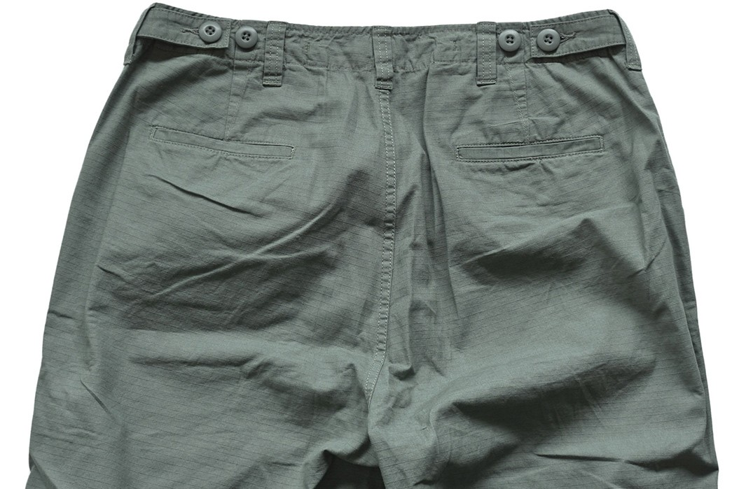 Obbi-Good-Label-Crafts-Ripstop-'Outdoor-Pants'-With-Taiwan's-FAITH-SFK-back-top-light