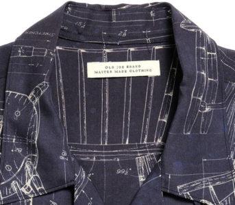 Old-Joe-Brand-Scanned-Original-Blueprints-For-Its-211OJ-SH08-Shirt