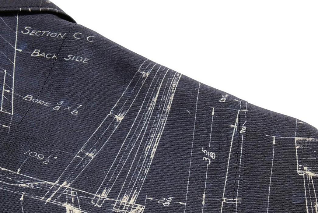 Old-Joe-Brand-Scanned-Original-Blueprints-For-Its-211OJ-SH08-Shirt-back-right-shoulder