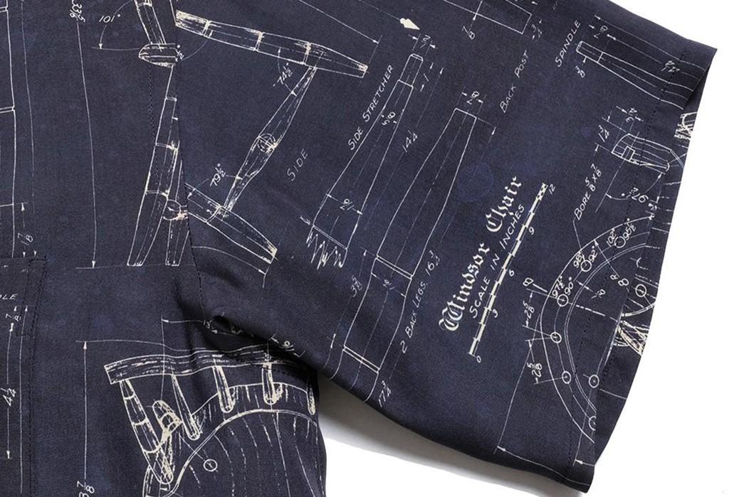 Old-Joe-Brand-Scanned-Original-Blueprints-For-Its-211OJ-SH08-Shirt-left-sleeve