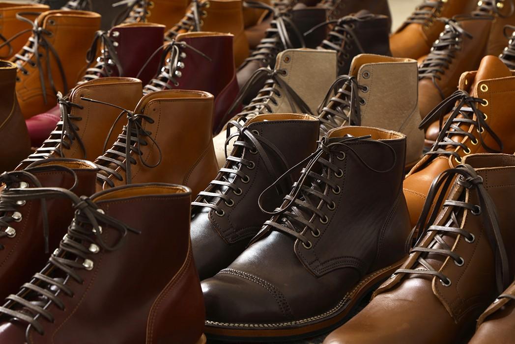 Marrkt Announces Viberg Service Boot Archive Sale