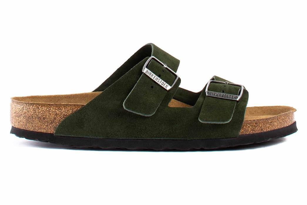 Birkenstock-Renders-Its-Iconic-Arizona-Sandal-In-Mountain-View-Green-single-side