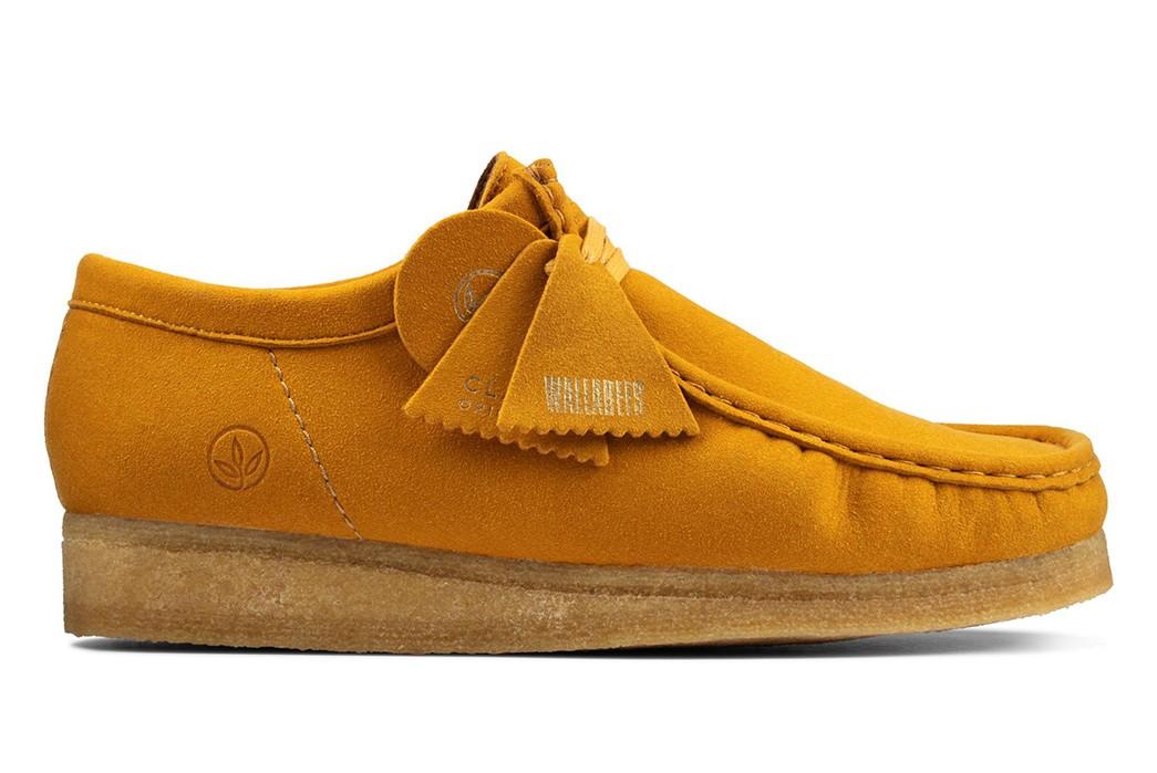 Clarks-Launches-Vegan-Icons-Collection-orange