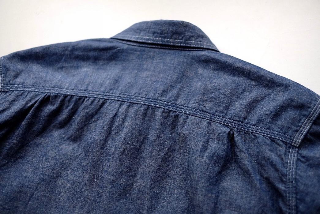 Cool-Off-With-The-Rite-Stuff's-Linen-Blend-Bantam-Short-Sleeve-Work-Shirt-back-top