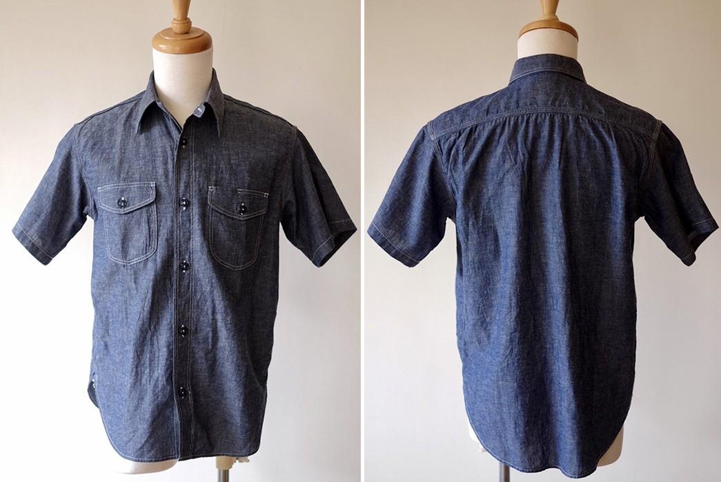 Cool-Off-With-The-Rite-Stuff's-Linen-Blend-Bantam-Short-Sleeve-Work-Shirt-front-back