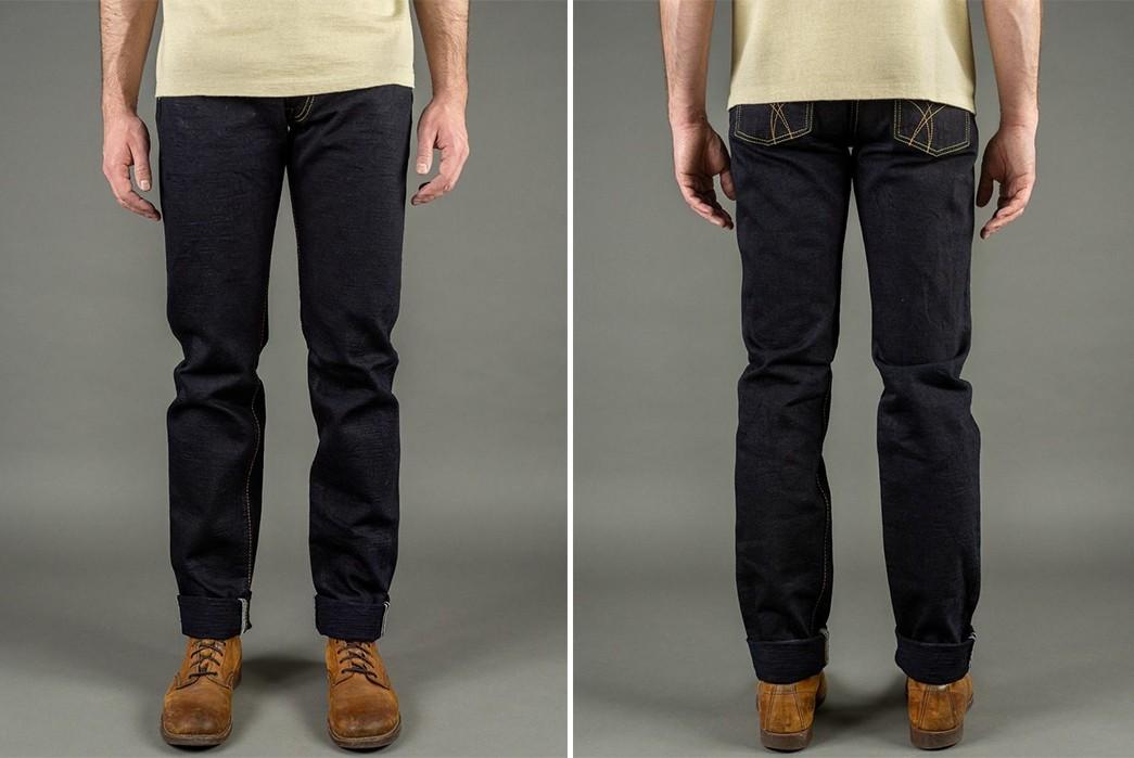 Indigo-Indigo-Selvedge-Jeans---Five-Plus-One-2)-The-Strike-Gold-5004ID