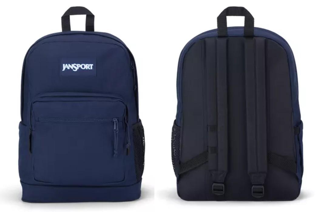 Laptop-Friendly-Daypacks---Five-Plus-One 1) Beams+ x Jansport: Beams Plus Pack