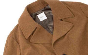 Sage-de-Cret-Ulster-Collar-Long-Coat-Camel