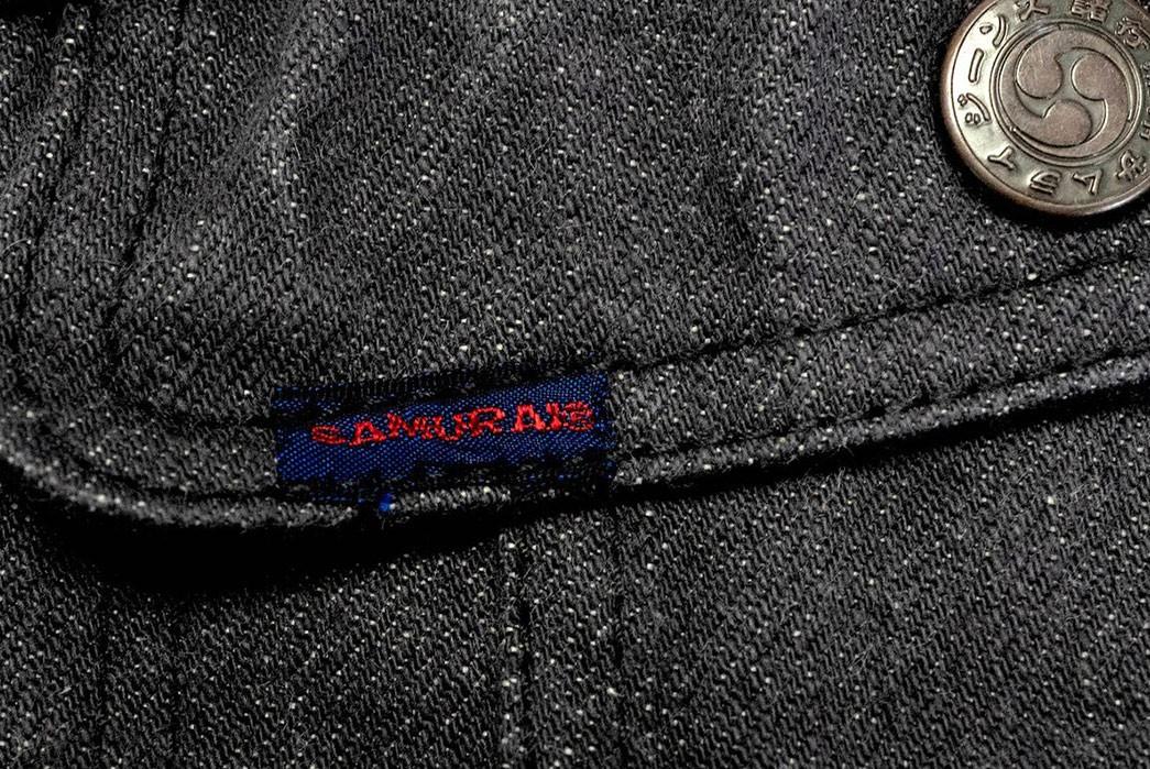 Samurai-Serves-Up-An-Inky-Selvedge-Denim-Rider-Jacket-In-Broken-Twill-small-brand
