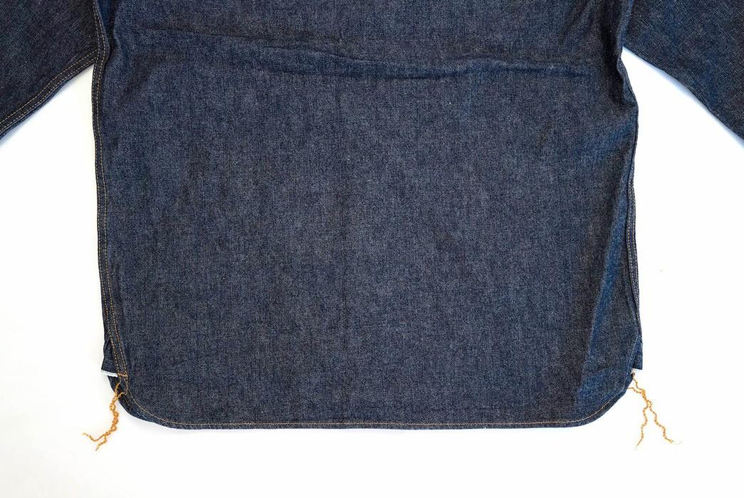 Samurai's-10.5-oz.-Type-2-Western-Shirt-Is-A-Cut-Above-back-down