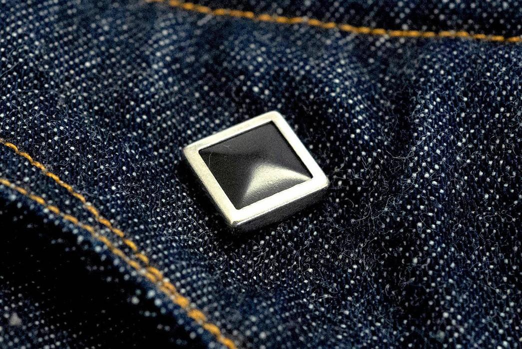 Samurai's-10.5-oz.-Type-2-Western-Shirt-Is-A-Cut-Above-button