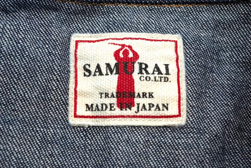 Samurai's-10.5-oz.-Type-2-Western-Shirt-Is-A-Cut-Above-inside-brand